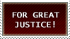 FOR GREAT JUSTICE by Shantella