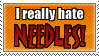 Needles by Shantella