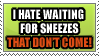 Sneezes are evil by Shantella