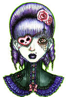 The Doll from Outer Space by chocolatehomicide