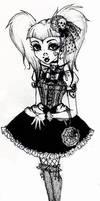 Gothic Lolita -commission-