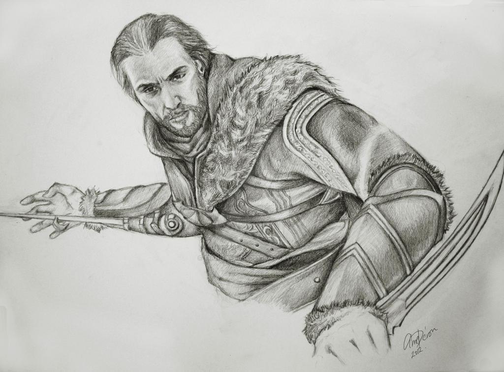 Ezio Auditore II. by FiannaFail0