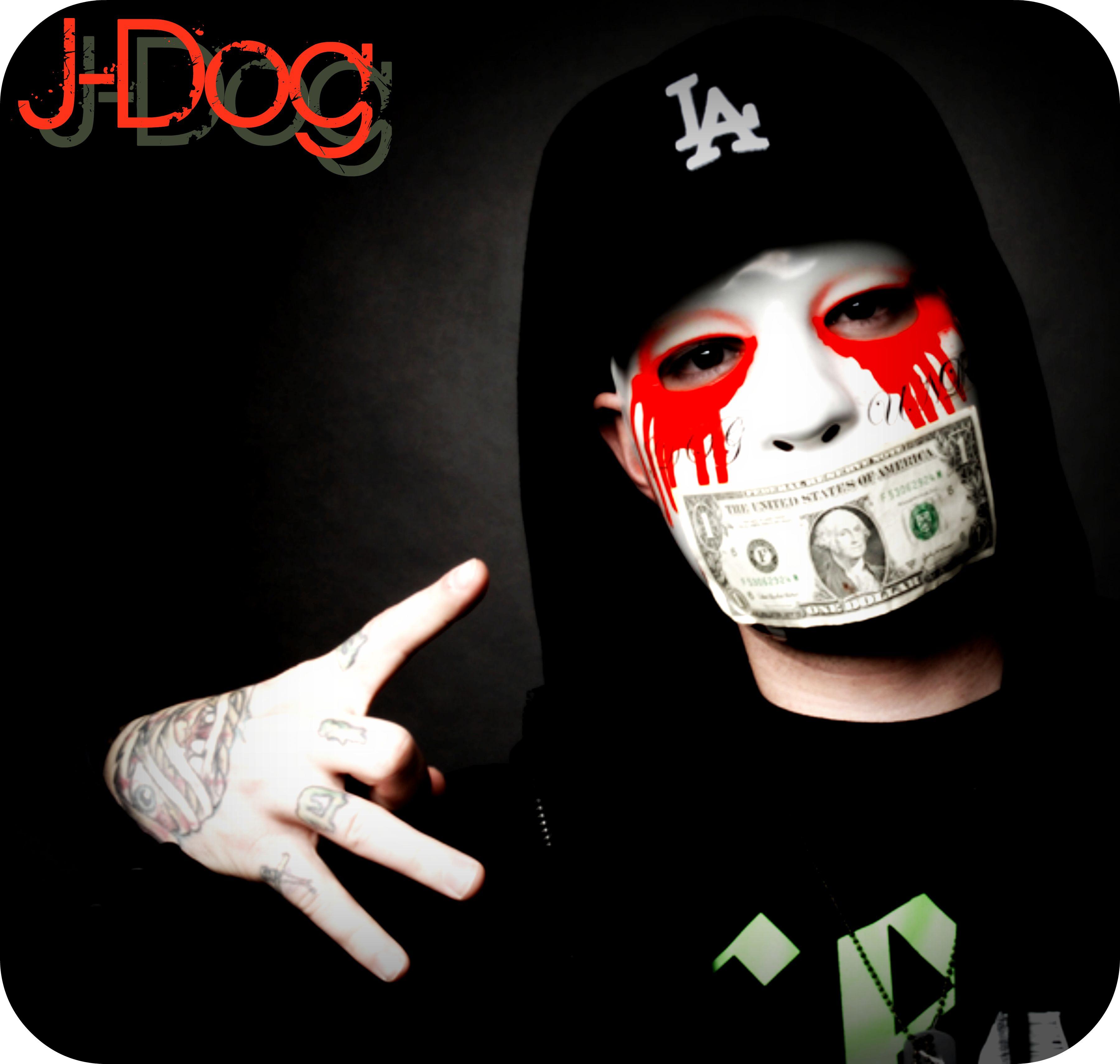 J Dog Hollywood Undead Unmasked