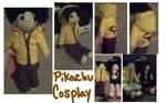 Eddy Doll: Pikachu Cosplay by Saekoi