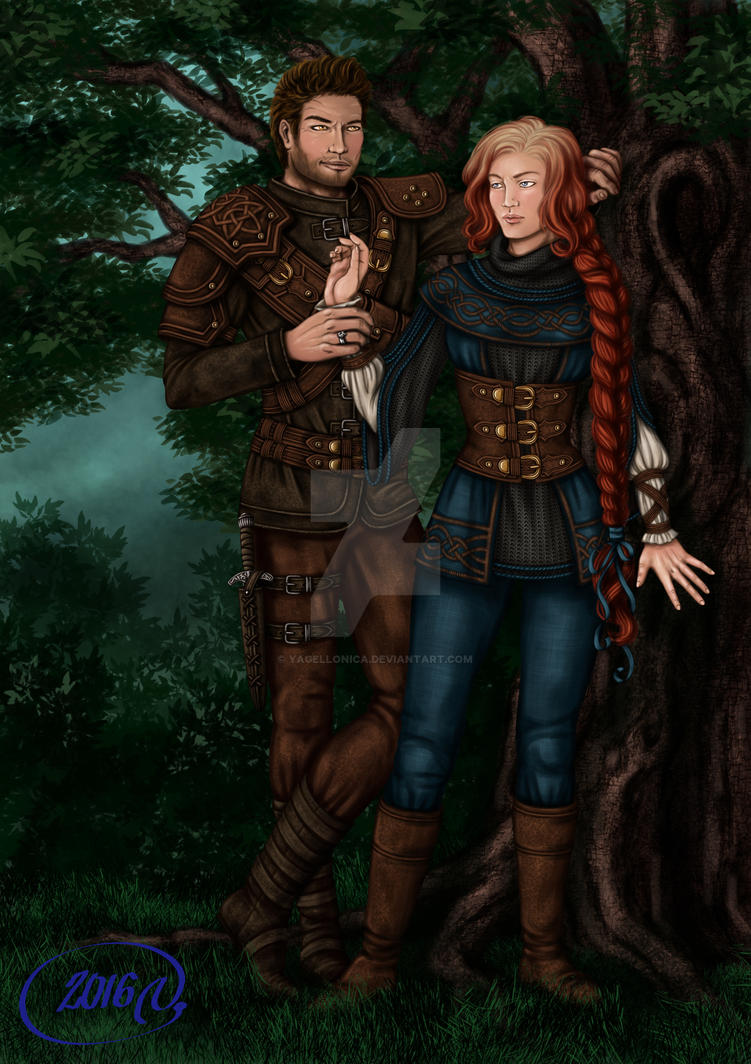 Her Ranger by Yagellonica