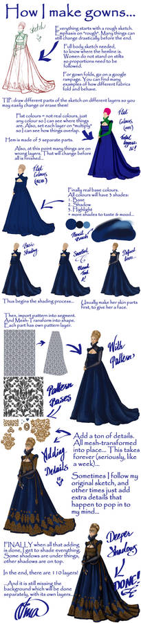 Gown Tutorial