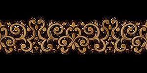 Golden Border Pattern