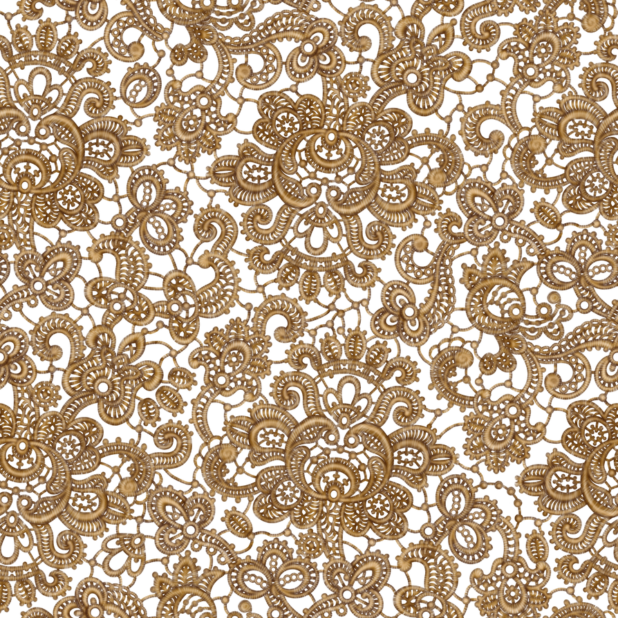 Lace Seamless Gold By Yagellonica On Deviantart