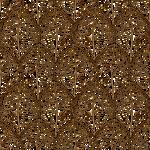 Leaf Pattern Gold