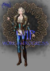 Dress-Up Dollie WIP8