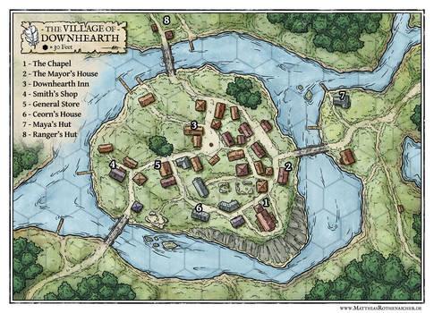 Downhearth Village