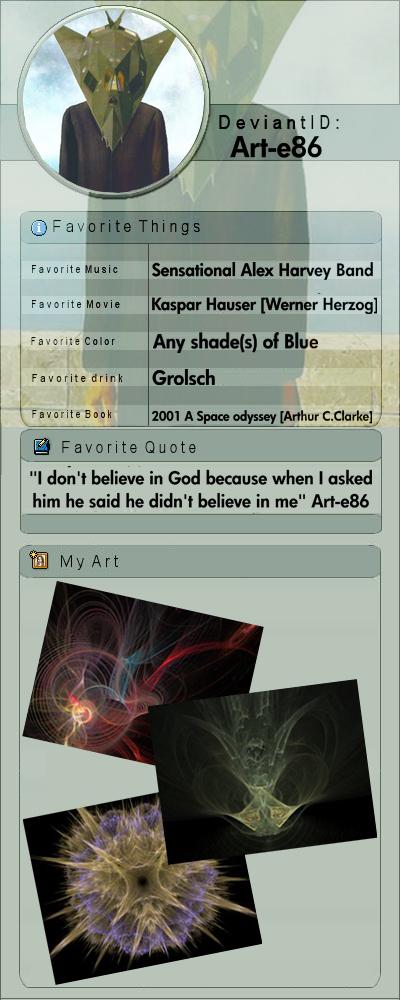 Art-e86's Profile Picture