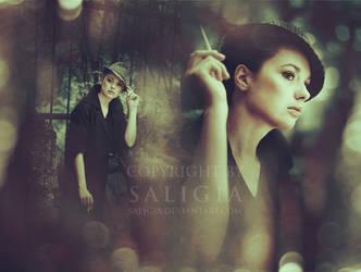 Sherlock's daughter III by JuliaDunin