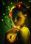 Christmas Elf by JuliaDunin