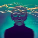 psychosis II by JuliaDunin