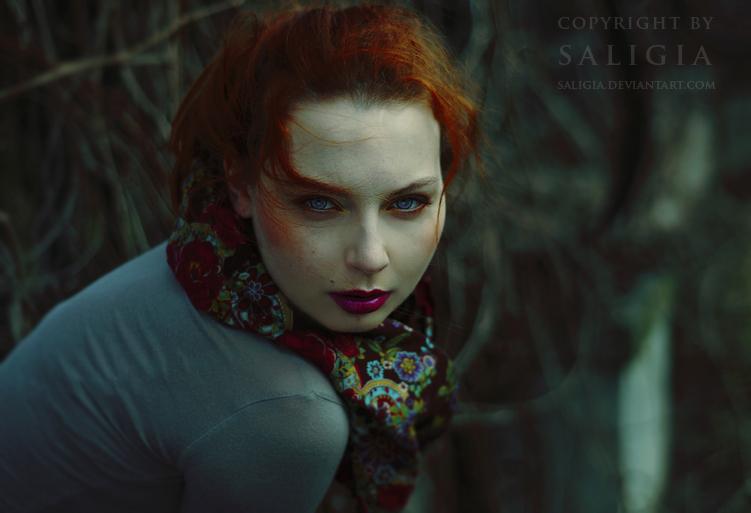 Vampire story II by JuliaDunin