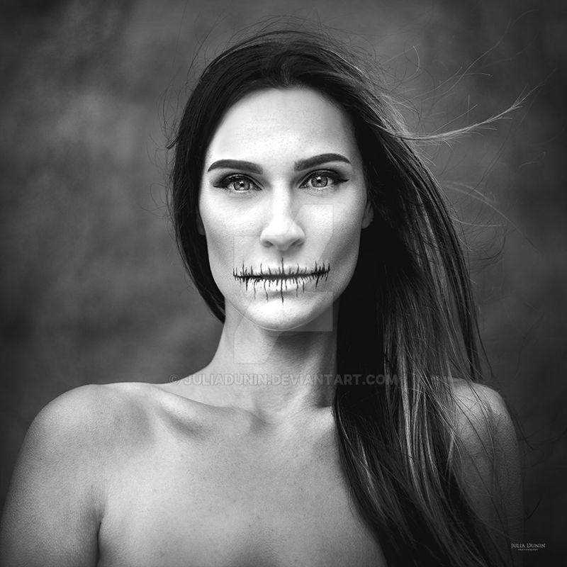 Kamile Halloween By Julia Dunin Photography by JuliaDunin