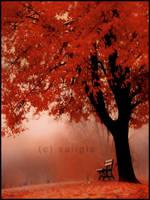 under_red_tree by JuliaDunin