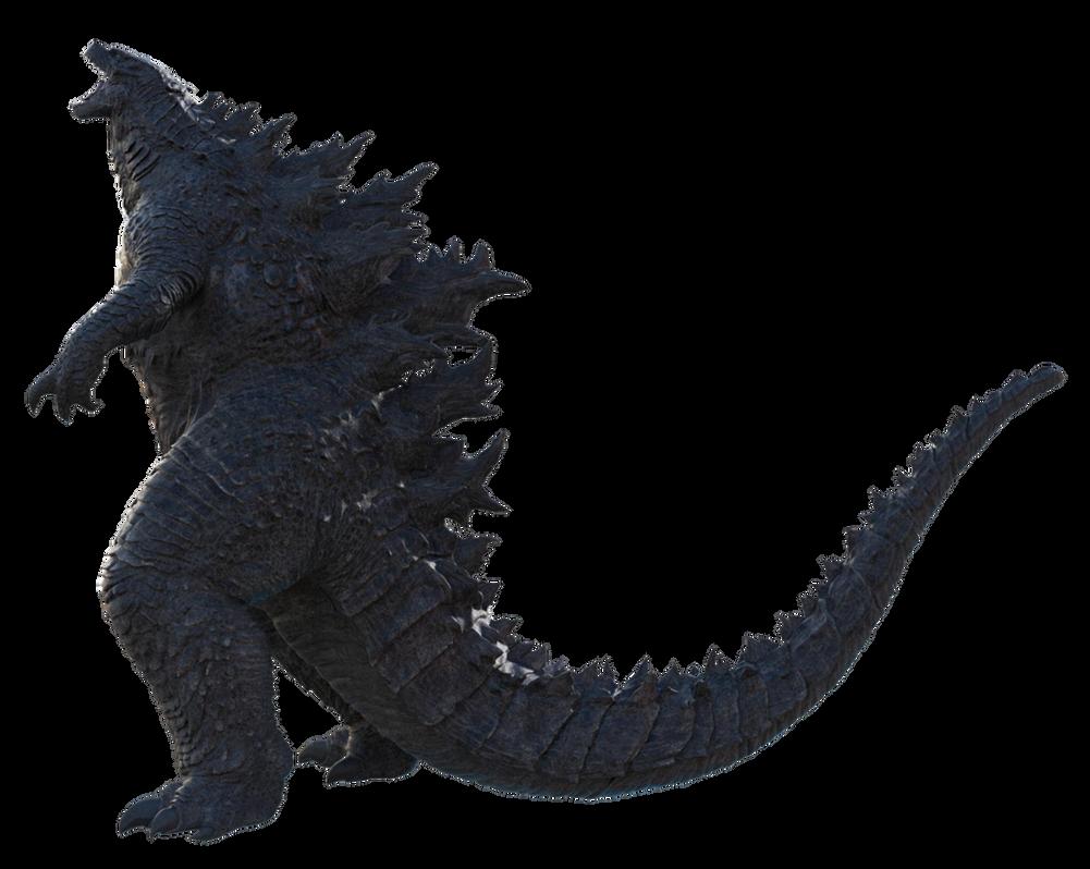 Godzilla 2019 HD Png Transparent Background 2 By