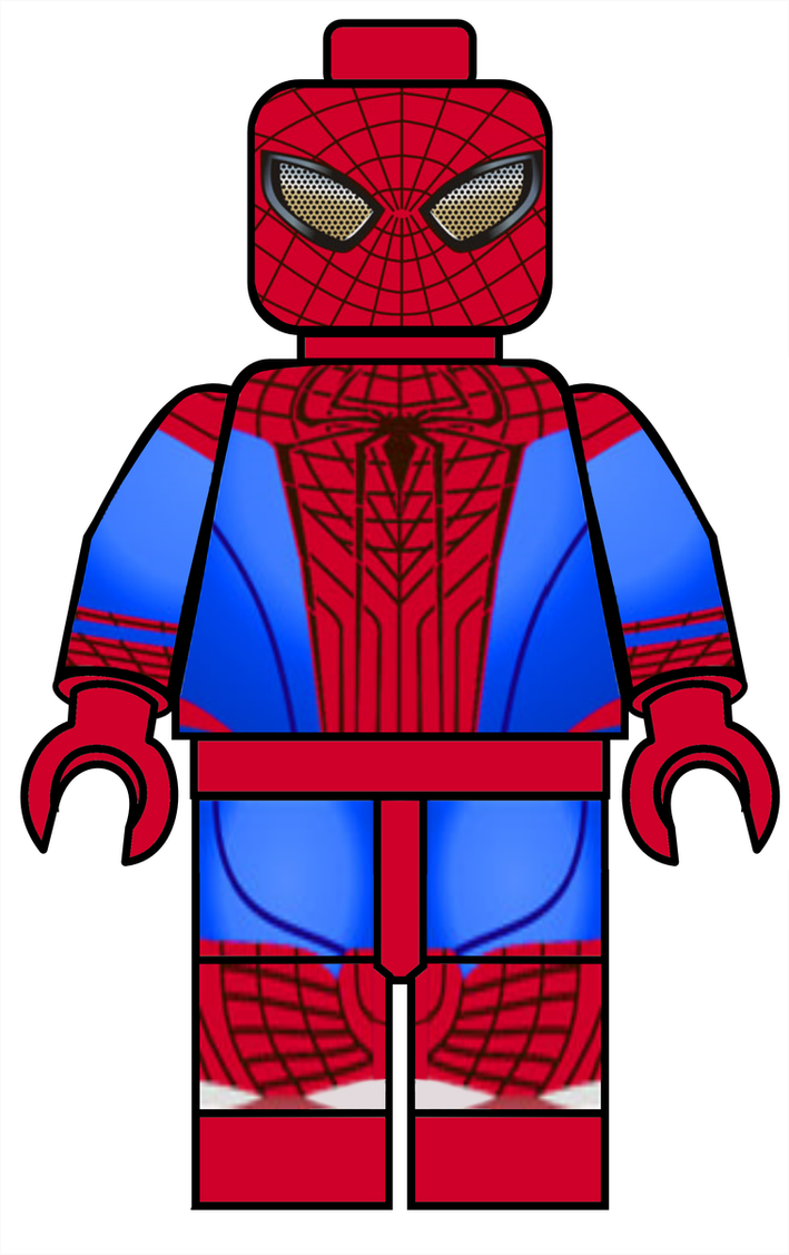 The amazing spider man lego minifiguris by jagamen on deviantart - Lego the amazing spider man 3 ...