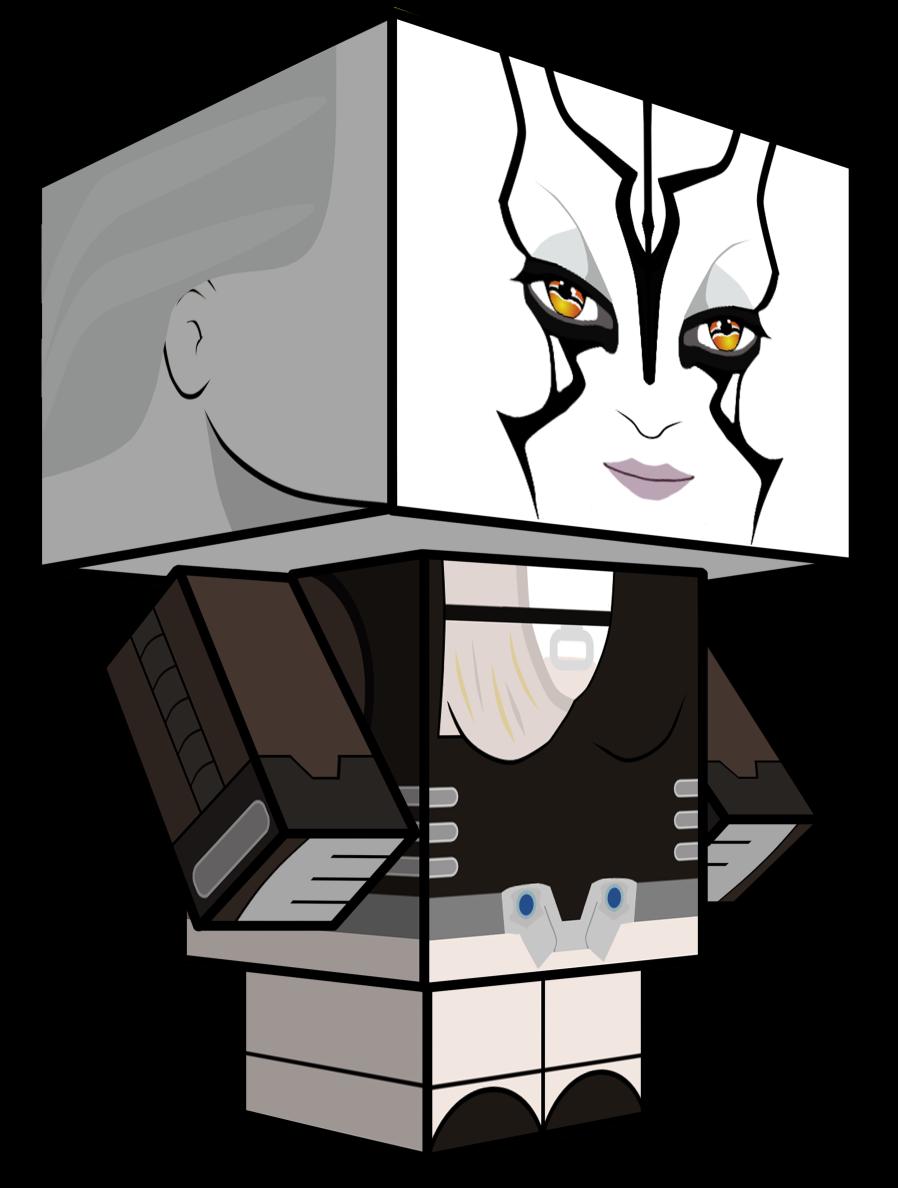 Cubeecraft Jaylah Star Trek Beyond by JagaMen