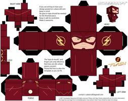 Flash Season Two Cubeecraft