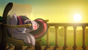 Sleep Twilight Sparkle