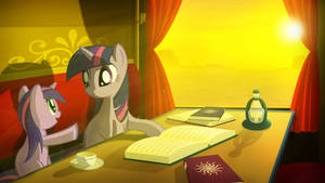 frame The Chronicles of Equestria I