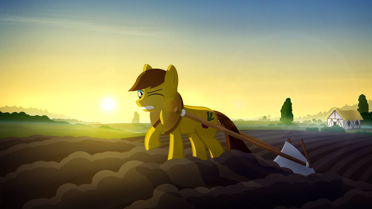 frame The Chronicles of Equestria III by gign-3208