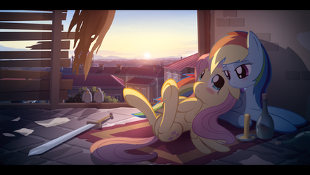 In the attic by gign-3208