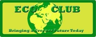 Eco Club Bumper Sticker