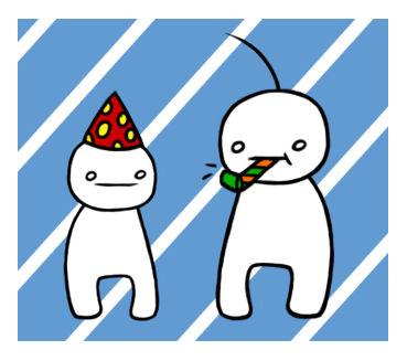 Happy Birthday, Brothers