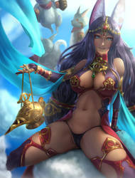 Queen of Sheba by Limdog