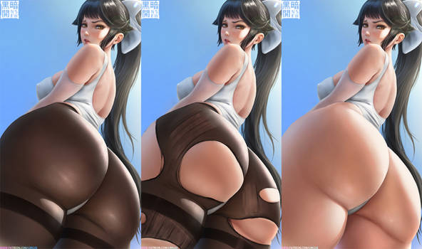Takao 's Ass