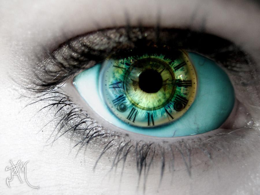 Clock Eyed