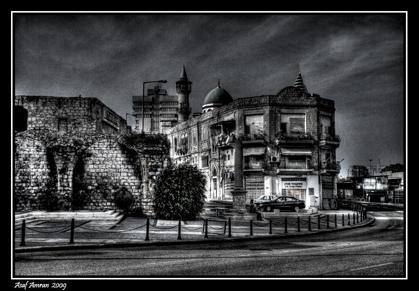 Haifa by amassaf