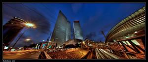 Azrieli Towers - Panorama