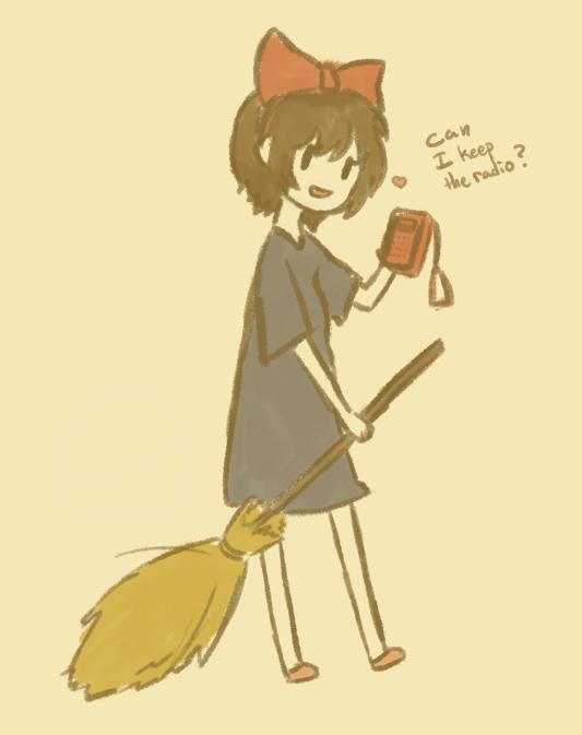 Kiki-me by tkay