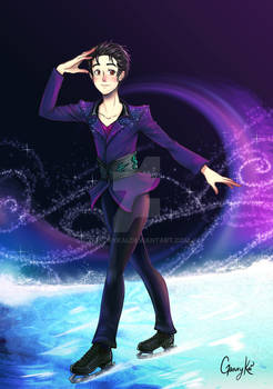 YUURI :Yuri on Ice: