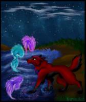 .- Water Spirits -. by GaruryKai