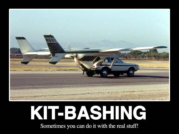 kit-bashing by melallensink