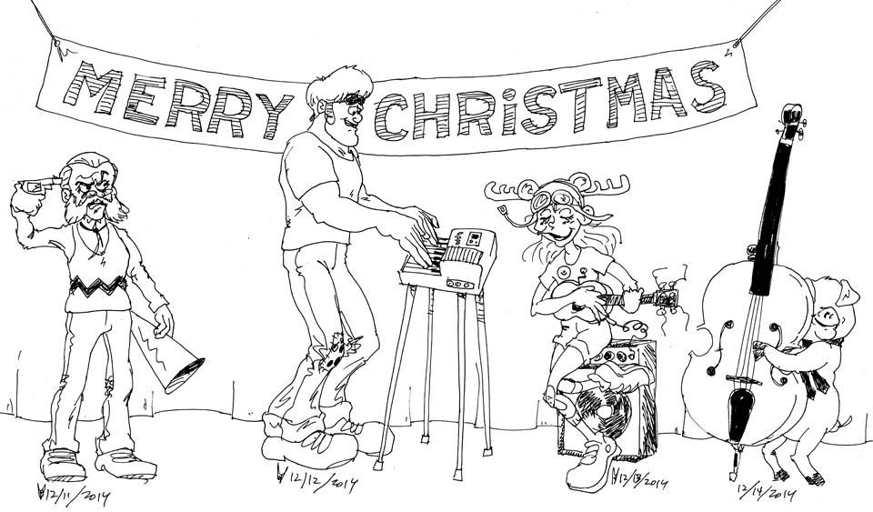 Christmas 2014 by melallensink