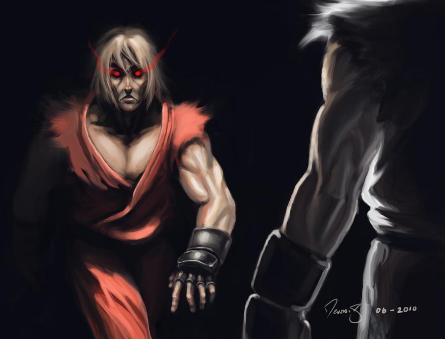 evil ken: