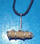 Fulgurite Mjolnir. by Iglybo