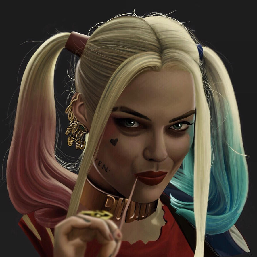 Harley Quin  by tin23uk