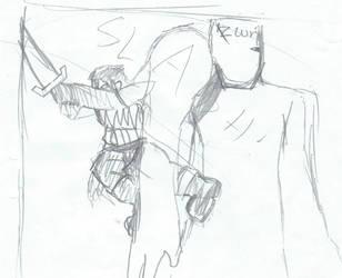 OCBL Battle 1- Zoi vs Conall 2 by RWBsmasher