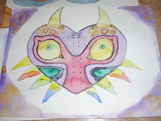 Majora's Mask by RWBsmasher