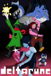 Delta Rune Poster by spoonybard13