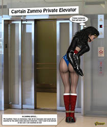 Wonder Woman by YCBatgirl by Rob66
