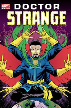 Doctor Strange Marvel Too